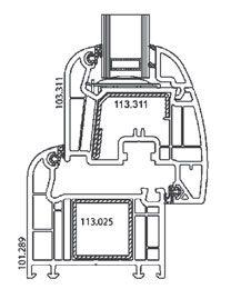 Profilo Platinium 5 camere